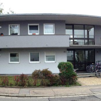 Maler- und Lackierbetrieb Graw Fassade Regensburg