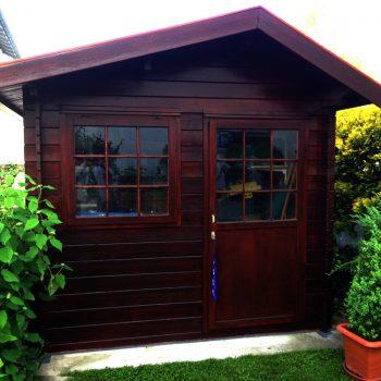 Maler- und Lackierbetrieb Graw Gartenhaus